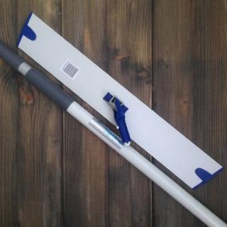 Швабра  Smart Microfiber с 2 насадками (сухая, влажная), 180х55х10 см