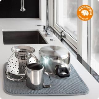 Мат для сушки посуды