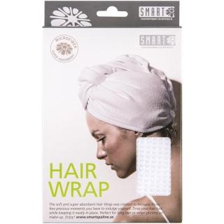 Тюрбан для щадящей сушки волос